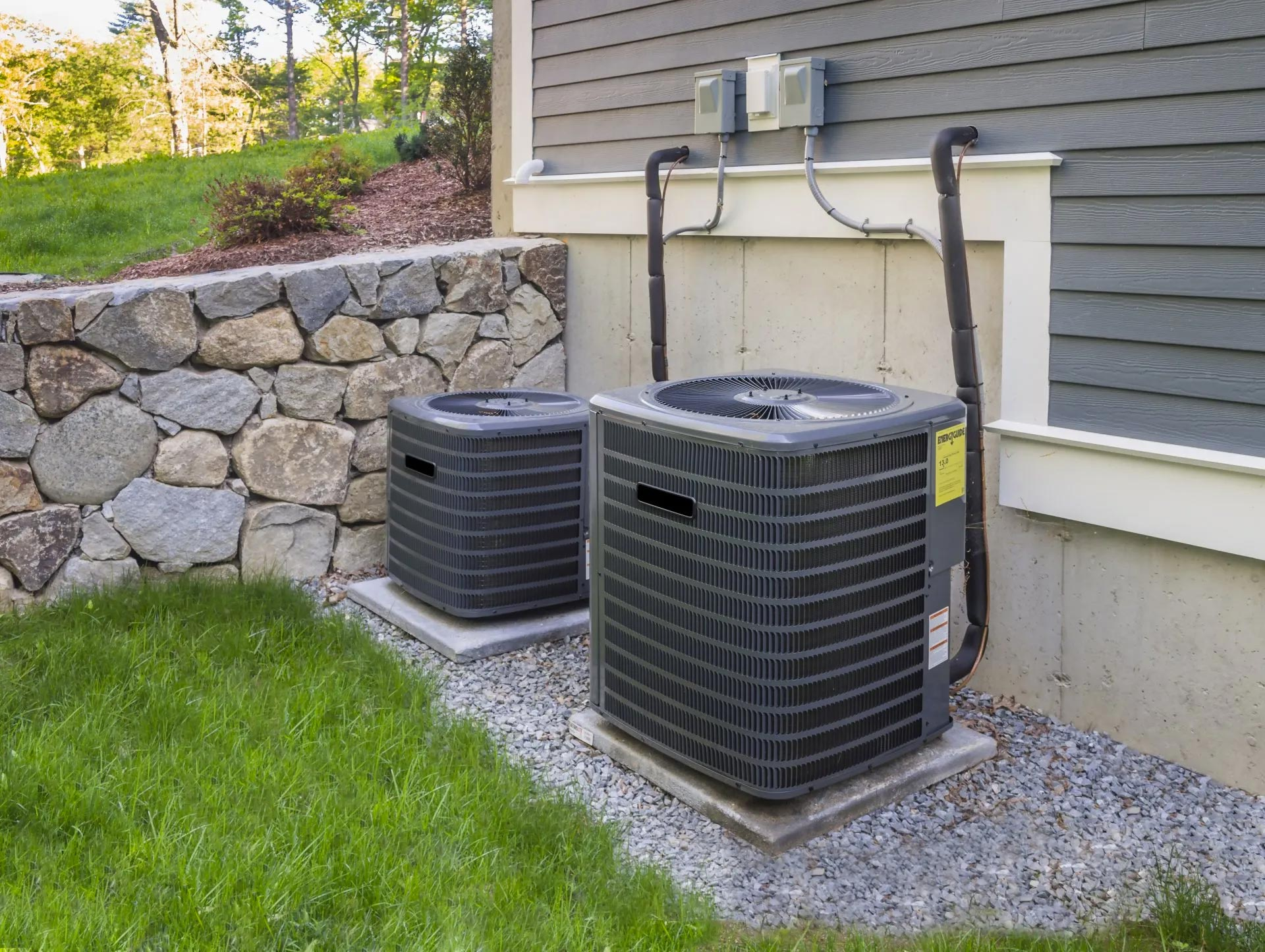 HVAC Unit Financing Warranty